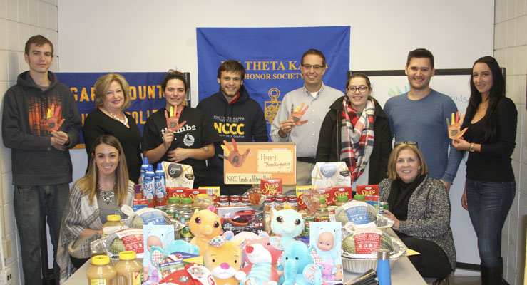 Service Project - NCCC Lends a Helping Hand